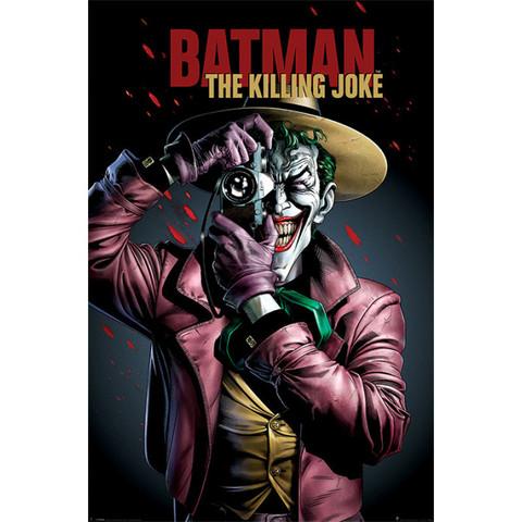 Постер Maxi Pyramid: DC: Batman (The Killing Joke Cover)