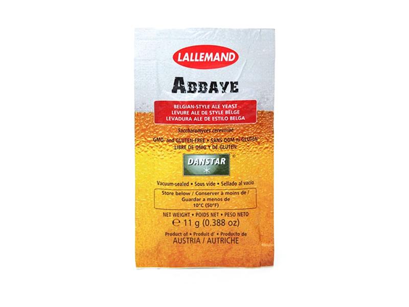 Дрожжи пивные Дрожжи пивные Danstar Lallеmand Abbaye Belgian Ale Yeast 11г 9145_G_1453488247384.jpg