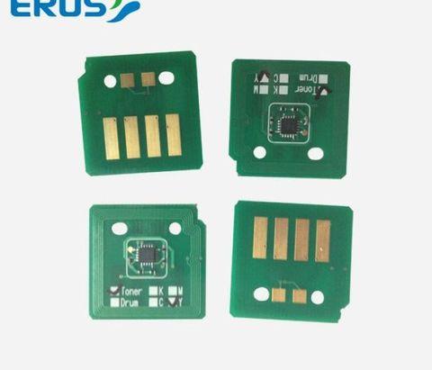 Смарт-чип для Xerox WC 7120, 7125 для желтый драм-картриджа Xerox 013R00658. Ресурс 51000 страниц.