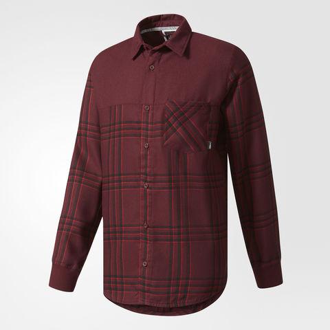 Рубашка мужская adidas ORIGINALS ПОЛОBOSSK FLANNEL