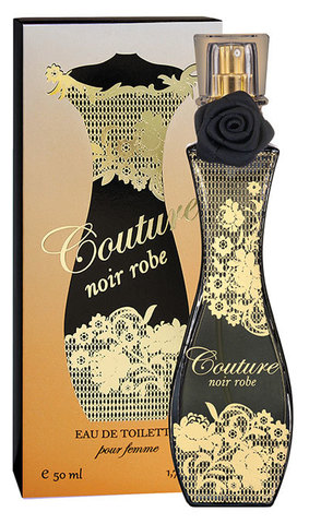 COUTURE Noir Robe, Apple parfums