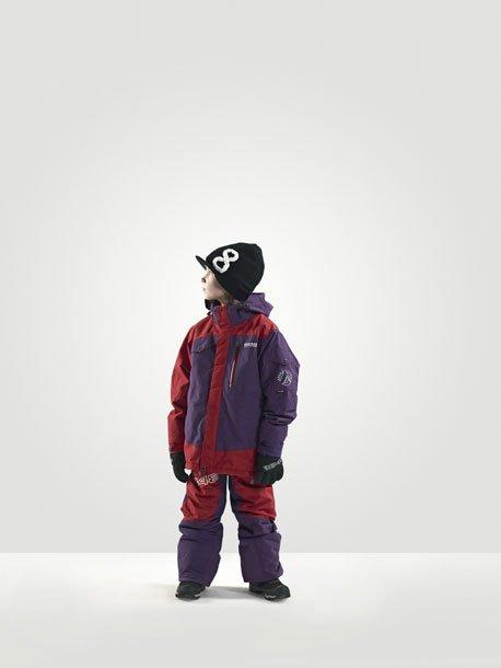 Детская горнолыжная куртка 8848 Altitude Loop (843976)  фото