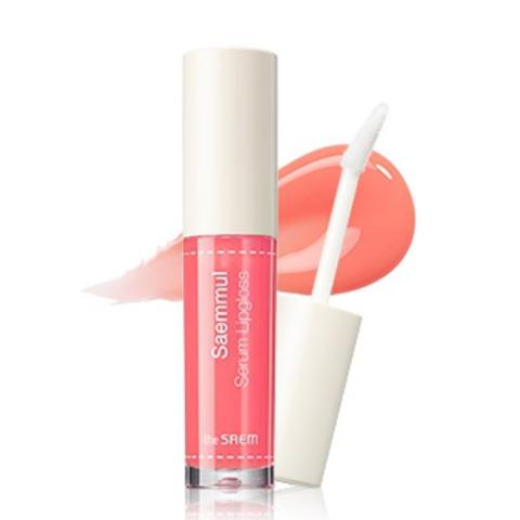 THE SAEM LIP Блеск для губ saemmul serum lipgloss CR01 4,5мл