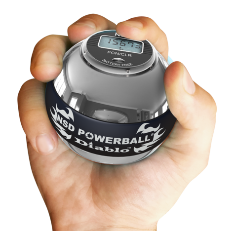 powerball metal