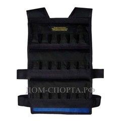 Жилет-утяжелитель «Компакт 3 » 36 кг размер 48-52