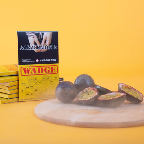 Табак Wadge Titanium Passion Fruit 100 г
