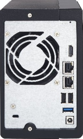 Сетевой накопитель QNAP TS-251+-2G