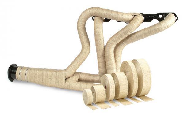 Термолента для обмотки глушителя, коллектора