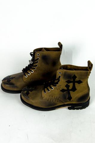 Ботинки мужские Affliction 3098