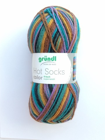Gruendl Hot Socks Color 409
