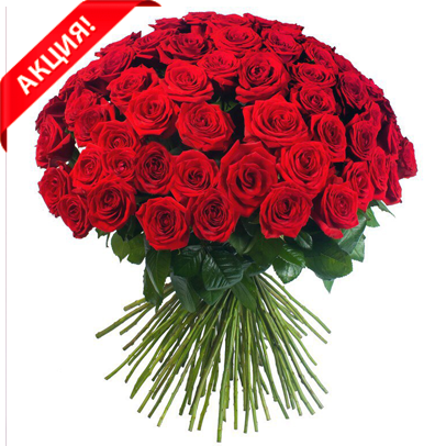 Букет 101 красная роза Ред Наоми акция
