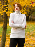 Bergans джемпер 5415 Ulriken  Lady Jumper White Melange