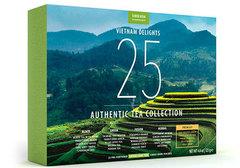 Подарочная коллекция вьетнамского чая, 25шт