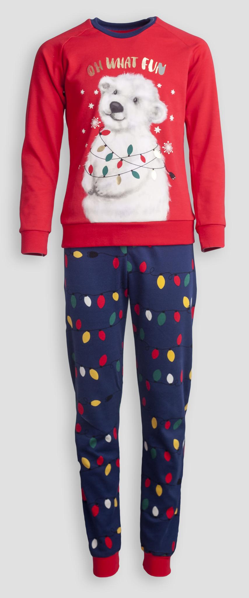 Детская женская пижама E17K-84P101