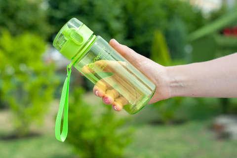 Бутылка для воды Powcan 400 мл - Green глянцевая