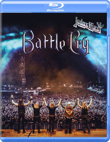 Judas Priest / Battle Cry (Blu-ray)