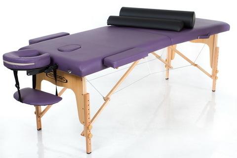 Массажный стол RESTPRO Classic 2 Purple (EU)