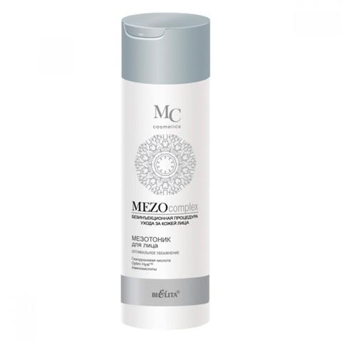 Белита Mezocomplex Мезотоник для лица Оптимальное увлажнение 200мл