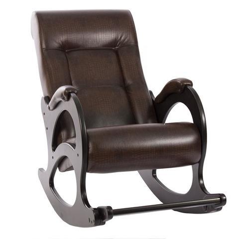 Кресло-качалка Модель 44 без лозы