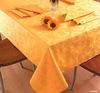 Скатерть 150x180 Vingi Ricami Flora белая