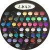 Краска-лак SMAR для создания эффекта эмали, Перламутровая. Цвет №2 Черный