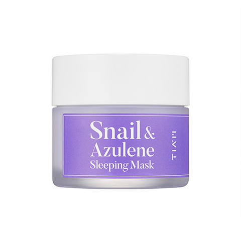 Маска TIAM Snail & Azulene Sleeping Mask 80ml