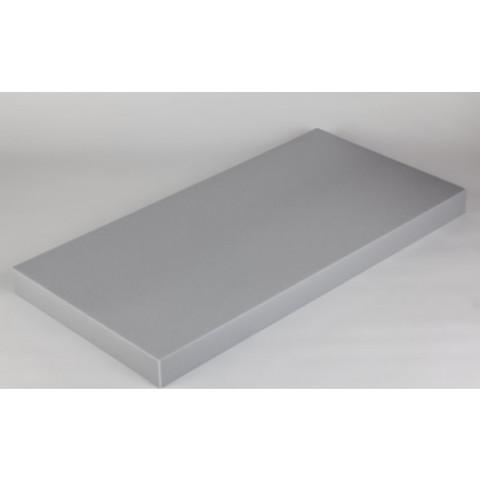 негорючая  акустическая панель ECHOTON FIREPROOF 100x50x7cm  из материала  BASOTECT серый
