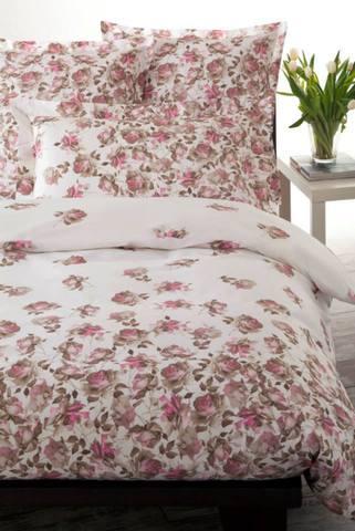 Постельное белье 1.5 спальное Mirabello Ombre di Rose розовое