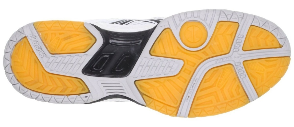 Мужские кроссовки для волейбола Асикс Gel-Rocket 6 (B207N 0190) фото
