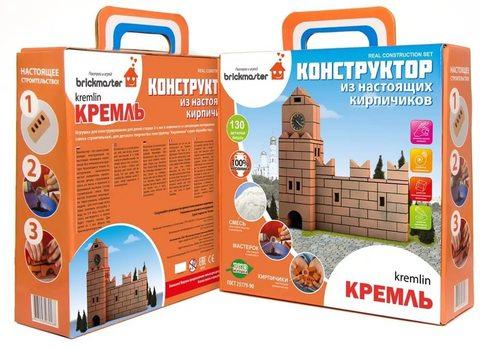 Конструктор BRICKMASTER - Кремль, 130 деталей