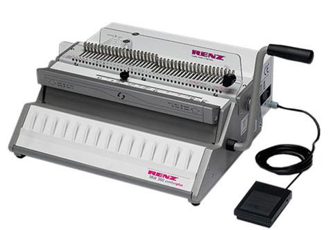Переплетчик электрический Renz SRW 360 ComfortPlus