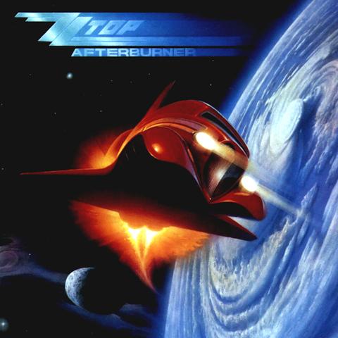 ZZ Top / Afterburner (CD)