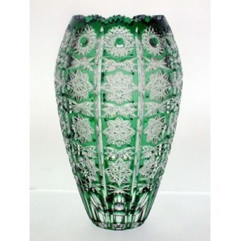 Ваза Green 23 см артикул 14179. Серия Vase