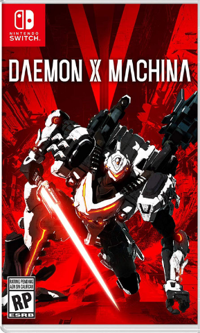 Nintendo Switch Daemon X Machina Day One Edition (английская версия)