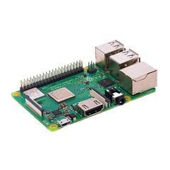 Одноплатный микрокомпьютер Raspberry Pi 3 B+