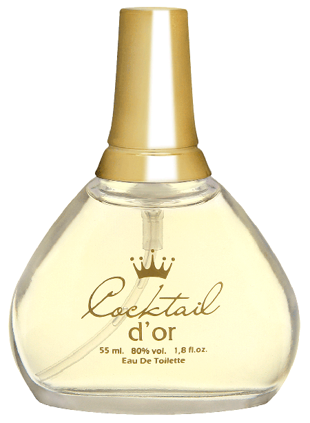 COCKTAIL D'or, Apple parfums