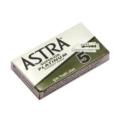 Сменные лезвия Astra Superior Platinum Green 5 шт