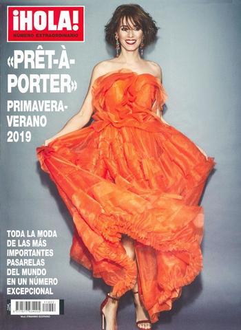 Журнал мод. ¡HOLA! prêt-à-porter весна-лето 2019 г.