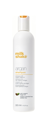 Шампунь argan oil shampoo milk_shake