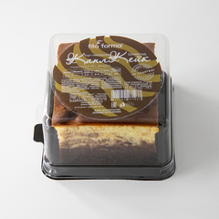 """Торт-пирожное """"КаплКейк Шоколад"""" 80 г"""