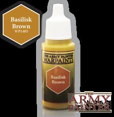 Basilisk Brown