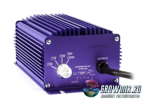 ЭПРА LUMATEK 250W DIMM-4, 240V