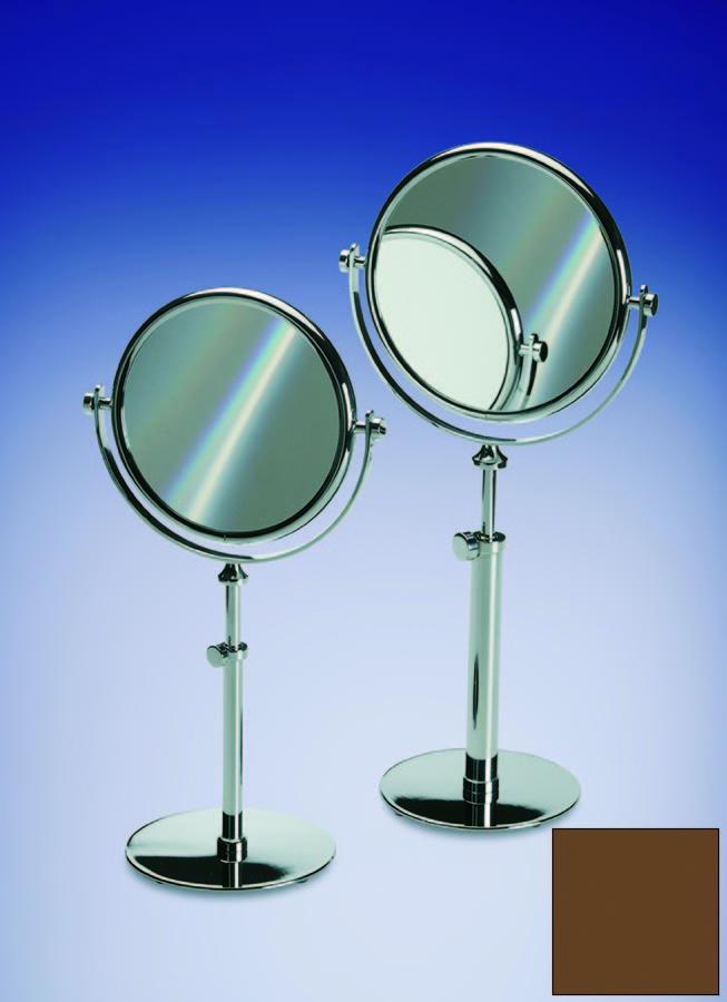 Зеркала Зеркало косметическое Windisch 99131OV 3X Plain Crystal elitnoe-zerkalo-kosmeticheskoe-99131ov-3x-plain-crystal-ot-windisch-ispaniya.jpg