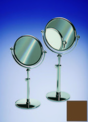 Элитное зеркало косметическое 99131OV 3X Plain Crystal от Windisch