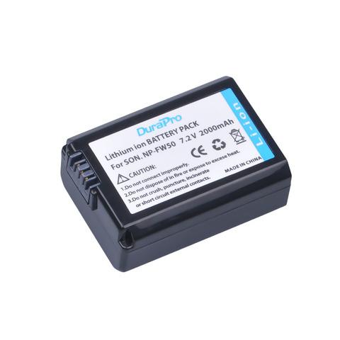 Аккумулятор Allytec NP-FW50 для Sony 2000 mAh