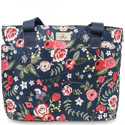 Сумка для мамы Ju-Ju-Be Encore Tote Midnight Posy