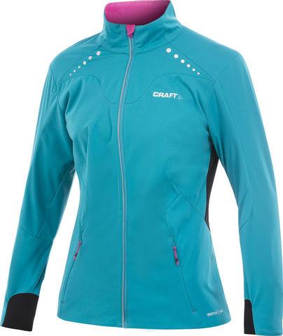 Элитная лыжная куртка Craft Elite Race женская