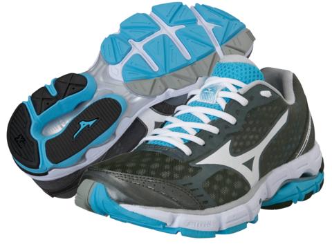 Mizuno Wave Connect кроссовки для бега женские (01)