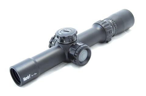 Оптический прицел March 1-8x24 FFP illumin FMC-1 Reticle # D8V24FIML