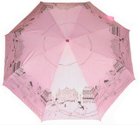 Зонт складной Guy de Jean 3516-1 Opera